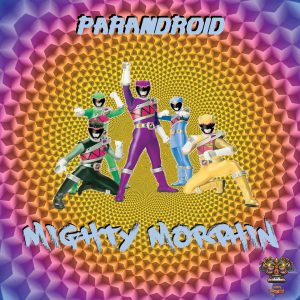 Parandroid Mighty Morphin